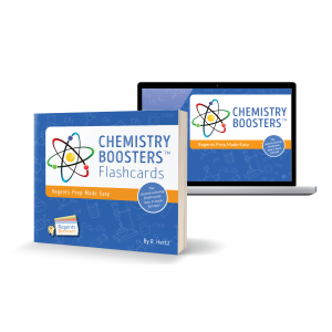 Chemistry Boosters Package (1 book + 1-year ebook subscription)